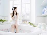 夏日少女休闲SPA图片(42张)