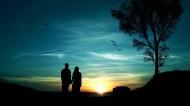 浪漫情侣背影图片(10张)