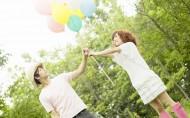 公园婚礼图片(25张)