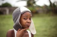 黑皮肤的可爱儿童图片(10张)