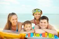 幸福美满的家庭图片(9张)