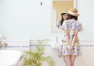 田园风格美少女图片(23张)