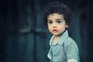 可爱卷发儿童图片(18张)