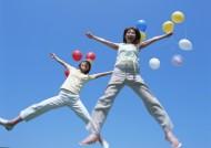 女孩和气球图片(24张)
