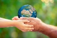 呼吁环保地球背景图片(16张)