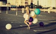 缤纷美丽的气球图片(25张)