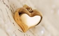 爱的礼物--心形吊坠图片(13张)