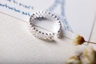 银戒指图片(8张)