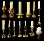 蜡烛透明背景PNG图片(17张)