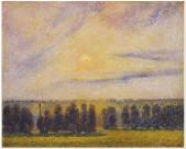 卡米耶·毕沙罗绘画之风景系列图片(15张)