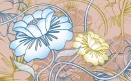 精美手绘鲜花图片(10张)