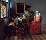 约翰内斯·维米尔绘画作品图片(15张)