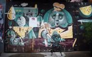 街头的涂鸦图片(14张)
