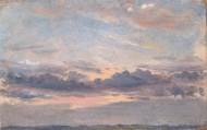 约翰·康斯太勃尔绘画之天空系列图片(15张)