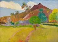 保罗·高更风景绘画系列图片(16张)
