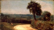 约翰·康斯太勃尔绘画之自然风光系列图片(15张)