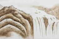 传统水墨山水国画图片(21张)