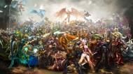 《英雄联盟》英雄角色插画图片(25张)