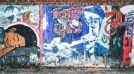 墙上的涂鸦图片(14张)