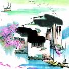 江南水乡夏天水墨图片(50张)