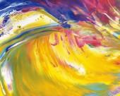 抽象水彩图片(46张)