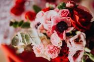 浪漫的情人节花束图片(13张)
