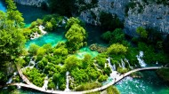 绿色清新自然风景图片(9张)