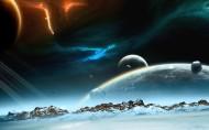 宇宙创意设计图片(25张)