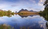 宁静的湖泊图片(19张)