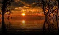 美丽的夕阳风景图片(12张)