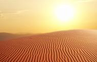 美丽的沙漠风景图片(15张)