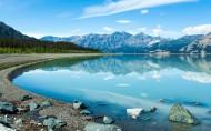 安静的湖泊图片(15张)
