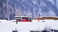 大自然的馈赠唯美雪景图片(12张)