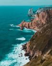 海岸线的美丽景色图片(12张)
