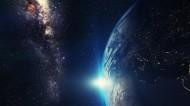 宇宙闪亮的星系图片(15张)