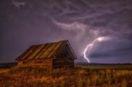 恐怖的闪电图片(10张)