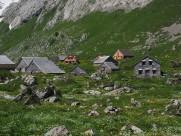 山上的小屋图片(10张)