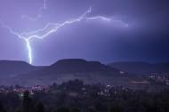 令人害怕的闪电图片(15张)
