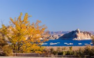 美国科罗拉多河岸风光图片(7张)