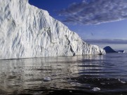 北极冰山图片(20张)