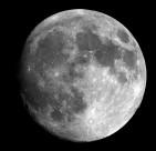 美丽的月球图片(10张)