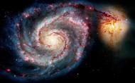 浩渺的星系图片(24张)