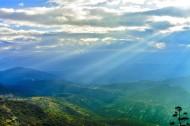 美丽的蓝天白云图片(10张)
