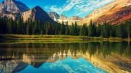 绝美的冰川国家公园图片(9张)