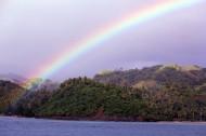 彩虹风景图片(17张)