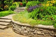 私家花园景色图片(7张)