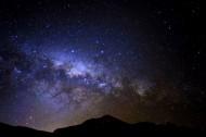 梦幻的星空图片(16张)