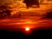 美丽的夕阳风景图片(14张)
