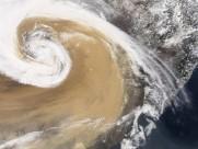 地球卫星图片(19张)