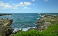 夏威夷海岸风景图片(9张)